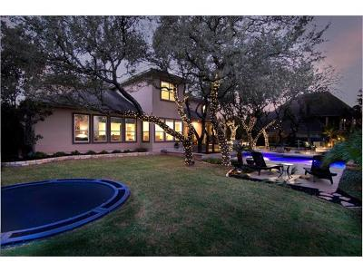 Round Rock Single Family Home Pending - Taking Backups: 3226 Bay Hill Ln