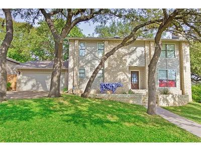 Travis County Single Family Home For Sale: 1300 Shannon Oaks Trl