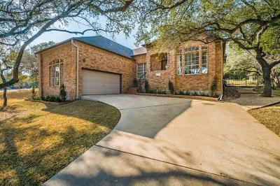Austin Single Family Home For Sale: 10610 Sierra Oaks