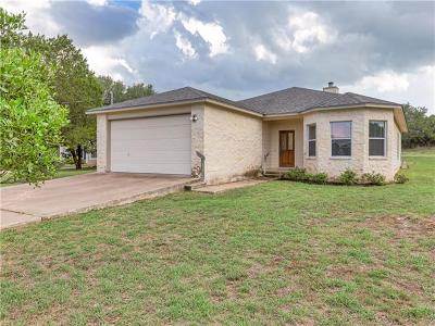Austin Single Family Home For Sale: 14205 Fort Smith Trl