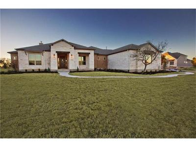 Leander Single Family Home For Sale: 301 Brave Face St