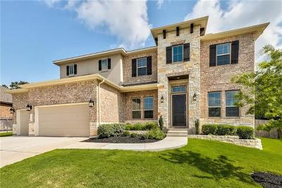 Cedar Park Single Family Home For Sale: 3209 Paseo De Charros