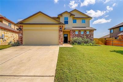 Leander Single Family Home For Sale: 524 Tula Trl