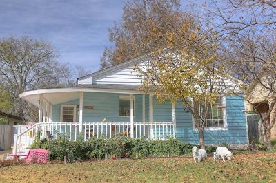 Travis County Single Family Home For Sale: 4804 Duval St