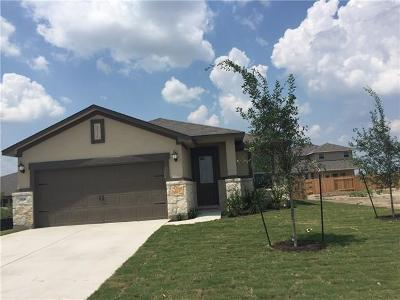 Pflugerville Single Family Home For Sale: 19216 Kimberlite
