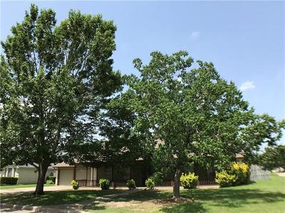 Georgetown Single Family Home For Sale: 2600 Silver Valley Ln