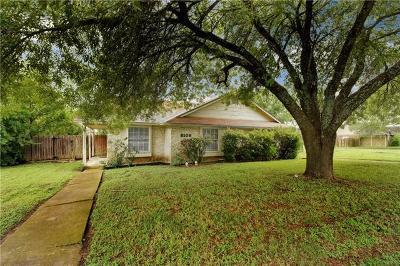 Austin Multi Family Home For Sale: 8109 West Gate Blvd