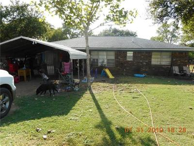 Single Family Home For Sale: 1809 Valley West Ln