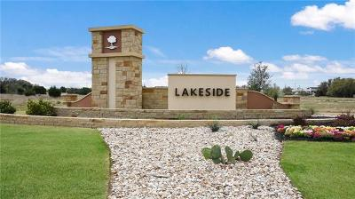 Georgetown Single Family Home For Sale: 1221 Lakeside Ranch Rd