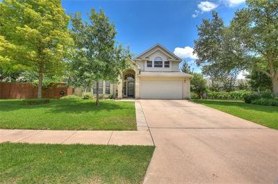 Pflugerville Single Family Home For Sale: 1215 Rocky Creek Dr