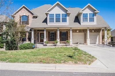 Austin Single Family Home Pending - Taking Backups: 7324 Journeyville Dr