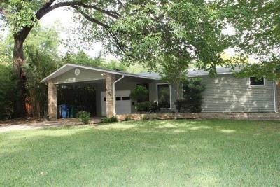 Single Family Home For Sale: 6307 Cary Dr