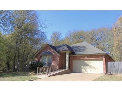 Bastrop Single Family Home For Sale: 266 Moku Manu Dr