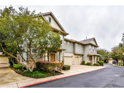 Austin Condo/Townhouse For Sale: 8518 Cahill Dr #54