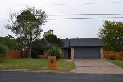 Travis County Single Family Home For Sale: 1510 Coronado Hills Dr