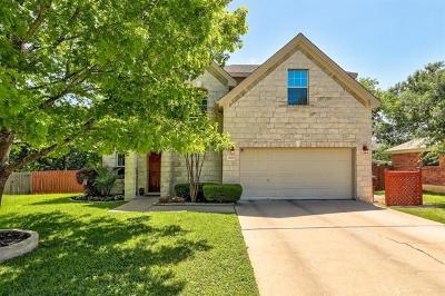 Round Rock Single Family Home Pending - Taking Backups: 2406 Agarita Trl