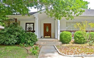 Burnet County Single Family Home For Sale: 144 Broadmoor St