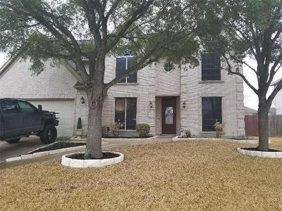 Single Family Home For Sale: 7024 Thistle Hill Way