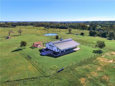 Farm For Sale: 400 Pecan Acres Rd