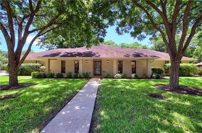 Taylor Single Family Home For Sale: 303 Cherrywood Cir