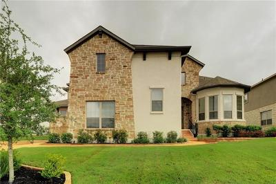 Leander Single Family Home For Sale: 2301 Legend Trl