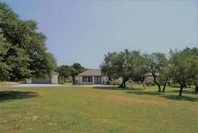 Dripping Springs Single Family Home Pending - Taking Backups: 500 Madrone Ranch Trl