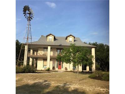 Bee Cave Single Family Home Pending - Taking Backups: 13512 Overland Pass
