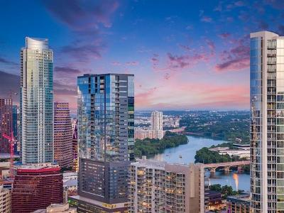 Austin Condo/Townhouse For Sale: 501 West Ave #3501