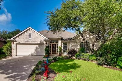Travis County Single Family Home Pending - Taking Backups: 2704 Andrea Ridge Cv