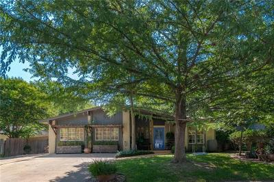 Single Family Home For Sale: 7221 Whispering Winds Dr