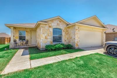 Bastrop Single Family Home For Sale: 310 Pack Horse Dr