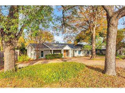 Austin Single Family Home For Sale: 1204 W 29th St