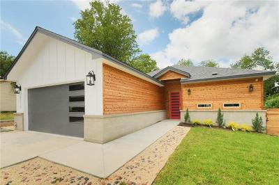 Austin Single Family Home For Sale: 4716 Little Hill Cir