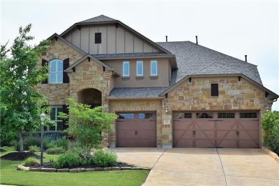 Austin Single Family Home For Sale: 208 Tavish Trl