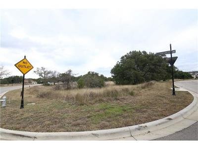 Georgetown Residential Lots & Land For Sale: 1000 Prairie Lily Pl