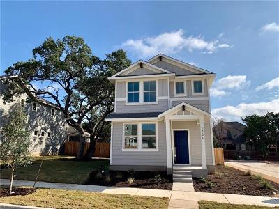 Leander Single Family Home For Sale: 1824 Pecan Island Dr