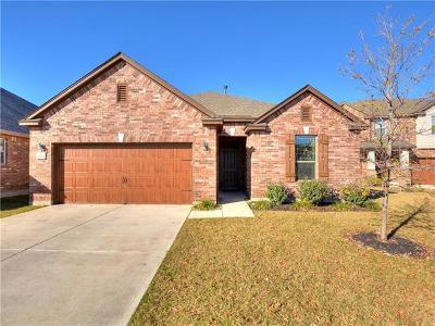 Leander  Single Family Home For Sale: 1309 Macfarland St