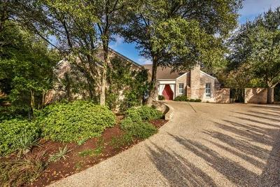 Travis County Single Family Home Pending - Taking Backups: 3501 Winsome Ct