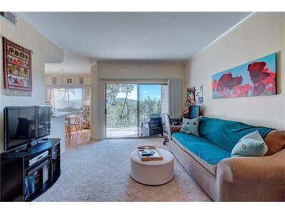 Austin Condo/Townhouse For Sale: 6000 Shepherd Mountain Cv #2205