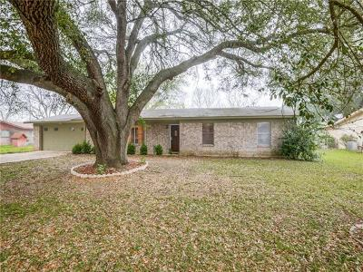 Seguin Single Family Home For Sale: 1718 Westview