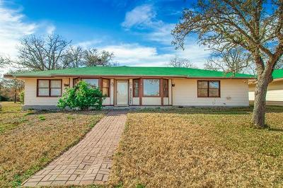 Red Rock TX Single Family Home For Sale: $349,900