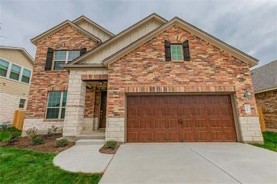 Hutto Single Family Home For Sale: 312 Simmental Loop