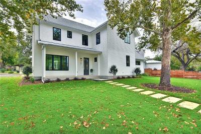 Single Family Home Pending - Taking Backups: 3301 Garden Villa Ln