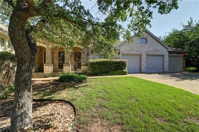 Cedar Park Single Family Home Pending - Taking Backups: 2703 Giacomo Cv