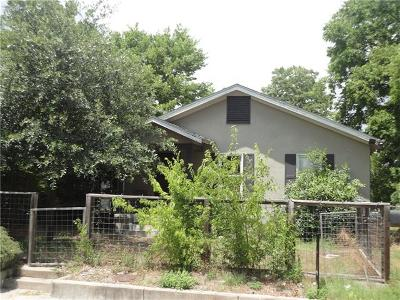 Travis County, Williamson County Single Family Home For Sale: 308 W North Loop Blvd