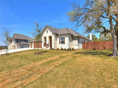 Round Rock Single Family Home For Sale: 814 Lorraine Cv