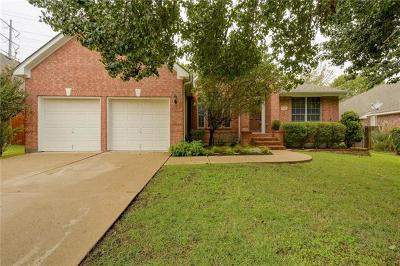 Travis County Single Family Home For Sale: 13421 Kinder Pass