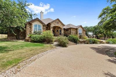 Georgetown TX Single Family Home Pending - Taking Backups: $765,000