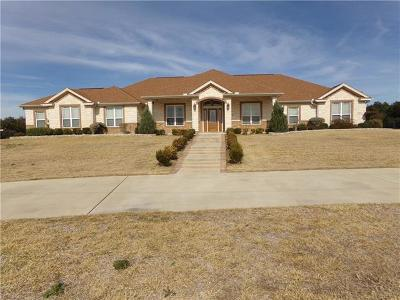 Killeen Single Family Home For Sale: 626 Hickory Dr