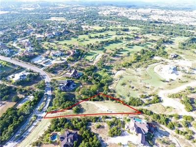 Residential Lots & Land For Sale: 6118 Spanish Oaks Club Blvd